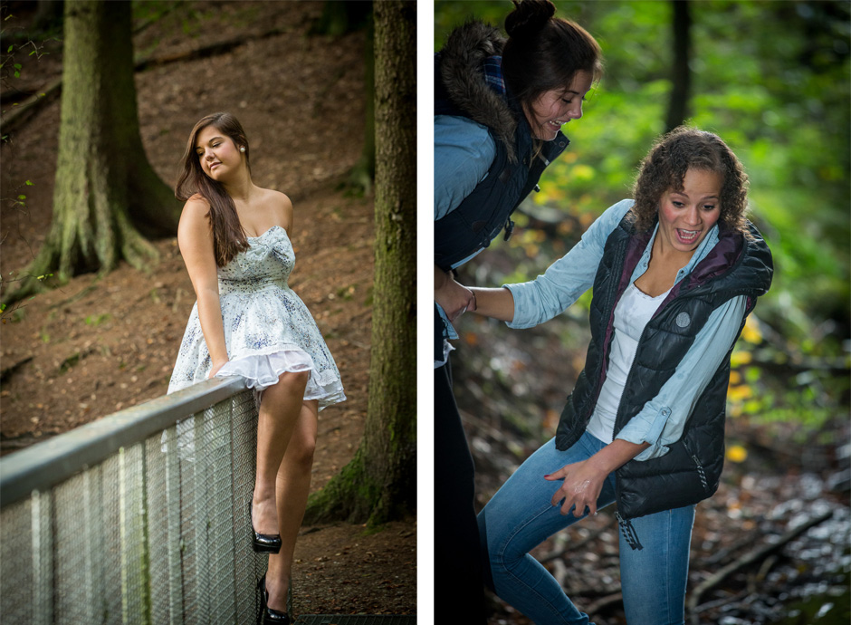 Friends-Shooting Yana & Jana - Bild 1